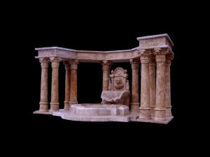Stone Carving Kiosk, Gazebo, Pavilion, Pergola (22354) pictures & photos