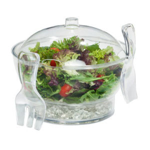 Salad Bowl on Ice pictures & photos