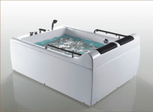 Jacuzzi Bathtub with Full Options pictures & photos