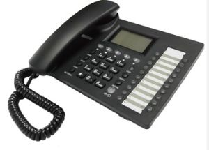 Cost-Effective and Beautiful IP Phone with SIP DIT252 pictures & photos