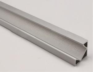 Hh-P007-R Corner LED Aluminum Profile pictures & photos