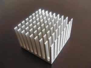 Construction Aluminum Extrusion Section