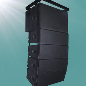 "L-5 Dual 5"" Full Range Mini Line Array Speaker System pictures & photos"
