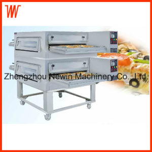 2-Deck Computer Board Convection Conveyor Gas Pizza Oven for Sale pictures & photos