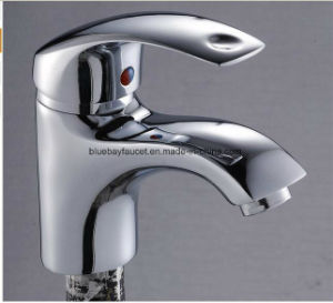 Single Handle European Style Italian Bathroom Sink Faucet pictures & photos