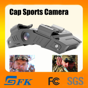 5.0MP Outdoor Sports Traveling Cap Action Camera (DX-201)