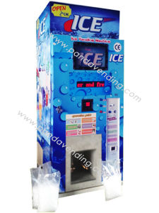 Auto-Packing Ice Vending Machines (AUTO Series) pictures & photos