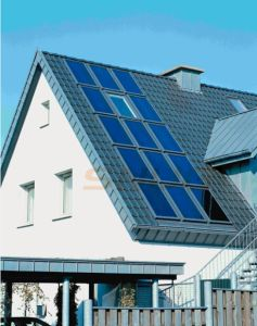 Solar Flat Panel pictures & photos