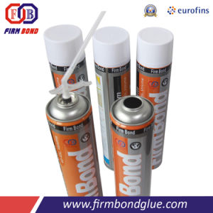 Firm Bond Polyurethane Foam for Windows and Doors Installation pictures & photos