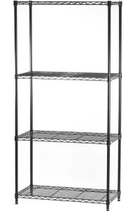 4 Layers Metal Wire Shelving pictures & photos