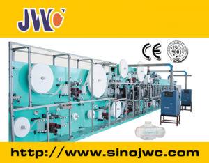 Full Servo Sanitary Napkin Machine (JWC-KBD-SV) pictures & photos