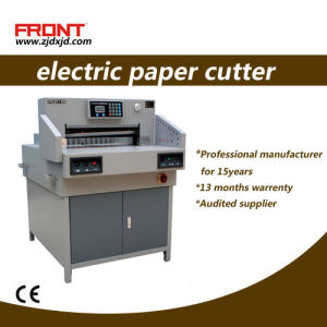 Electrical Paper Cutter with CE (E720R) pictures & photos
