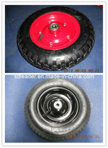 Competitive Rubber Wheel (3.50-8)