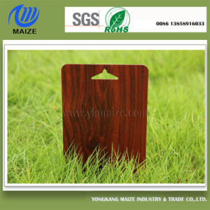 Perfect Wood Effect Powder Coating for Doors pictures & photos
