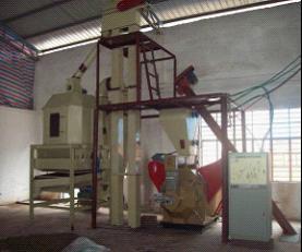 Hkj-35m Wood Pellet Mill Line pictures & photos
