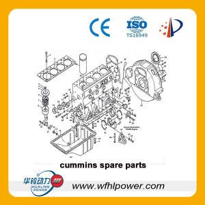 Generator Engine Spare Parts pictures & photos