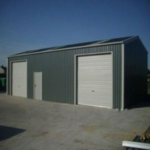 Steel Carports and Barns pictures & photos