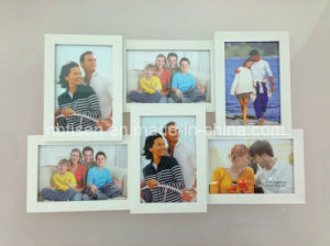 Plastic Multi Photo Frame (H-6)