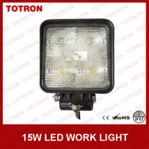 Totron T1015 15W Spot LED Working Lamp pictures & photos