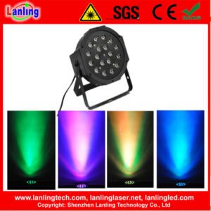 18W (18*1W) RGB Indoor LED PAR Light. pictures & photos