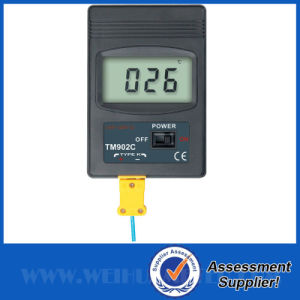 Digital Thermometer with -50 -1200° C (TM902C)