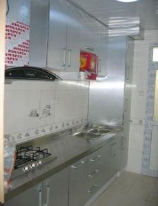 Stainless Steel Kitchen Ware/Cabinet