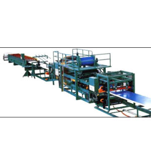 Continuous Sandwich Panel Production Line pictures & photos