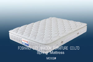 Spring Mattress (MD02) pictures & photos