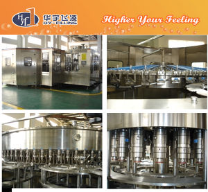 Automatic Grade Water Bottling Plant pictures & photos