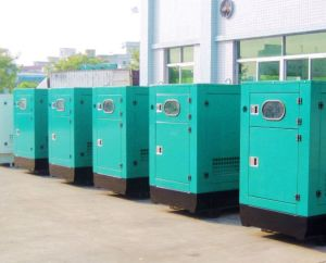8kw-2000kw Silent Diesel Generator Set pictures & photos