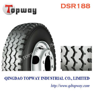 Tube & Tubeless Radial Truck Tires (12.00R24, 13R22.5)