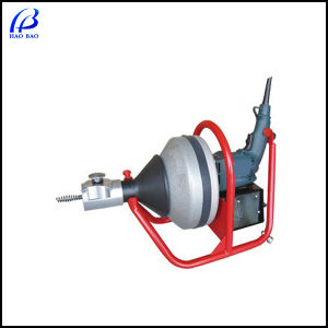 High Quality Hand Power Pipe Drain Cleaning Machine (70) pictures & photos