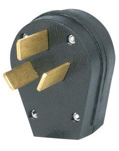 30/50 AMP, 125/250 Volt, NEMA 10-30p/10-50p, 2p, 3W, Straight Blade Plug pictures & photos