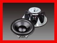 Professional Car Audio Speaker (GT WOOFER 250D SERIES)