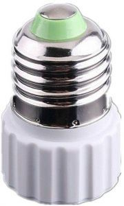 E27 to GU10 Bulb Lamp Holder Adapter Converter