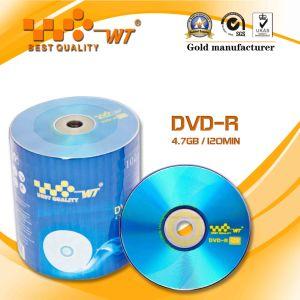 DVD-R 16x 4.7GB 120min (WT-AS Tech) (WT-DVD-16X-006)