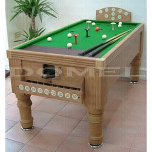 Bar Billiards Table (DBB6D01) pictures & photos