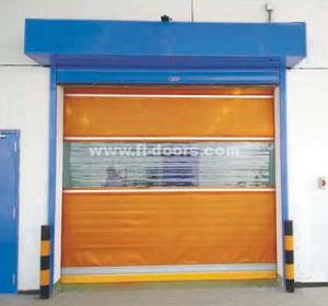 Roller-Type High-Speed Rolling Door