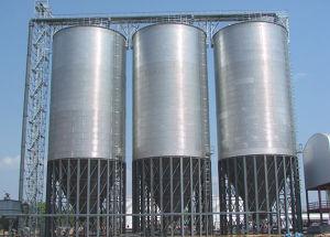 Steel Silo with Hopper Bottom (TCZ Series)
