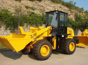 1.6 Ton /1m3/45kw Small Wheel Loader (ZL16F) pictures & photos