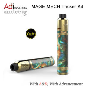 in Stock Authentic Coilart Mage Mech Tricker Kit/Mage Box/Mage Tricker Mech Mod pictures & photos