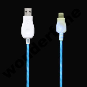 Emitting Water Fast Charge USB Cable pictures & photos
