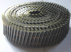 Pallet Coil Nail 2.3*50/Wire Nail