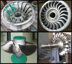 Hydro Turbine/Water Turbine/ Turbine Runner pictures & photos