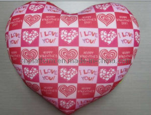 Heart Microbead Pillow