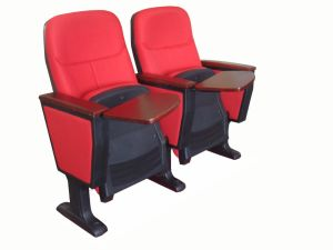 Lecture Hall Seating Meeting Auditorium Seat Theater Chair (SP) pictures & photos