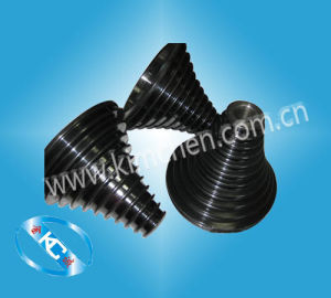 Wire Drawing Tower Pulley with Tungsten Carbide Coating pictures & photos