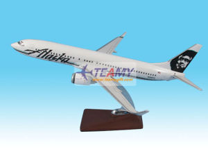 Airplane Model Alaska Airlines (B737-800)