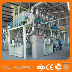 Full Set Maize Milling Machine for Sale in Uganda Prices pictures & photos