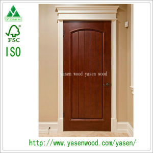 Finished/Unfinished Composite Solid Entrance/Interior Wood Door